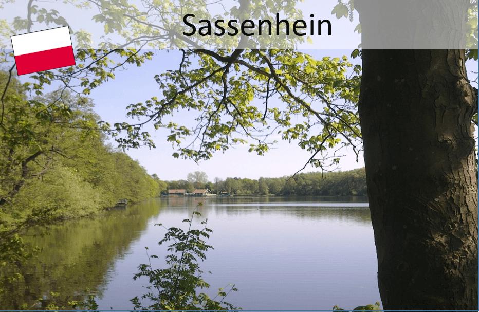 Pieterpad; Sassenhein
