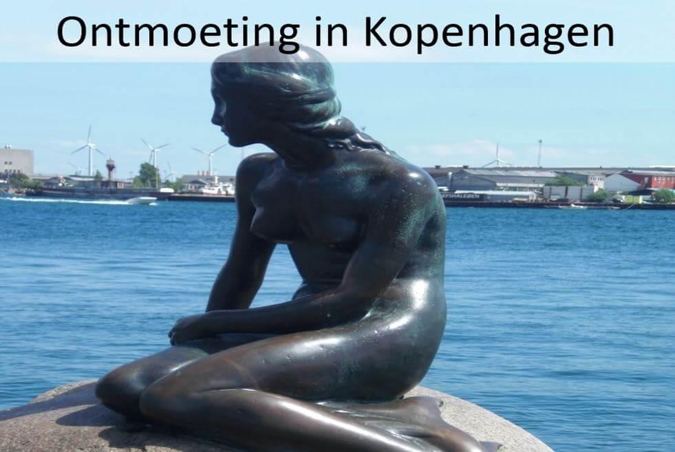 Stadswandeling;  Kopenhagen