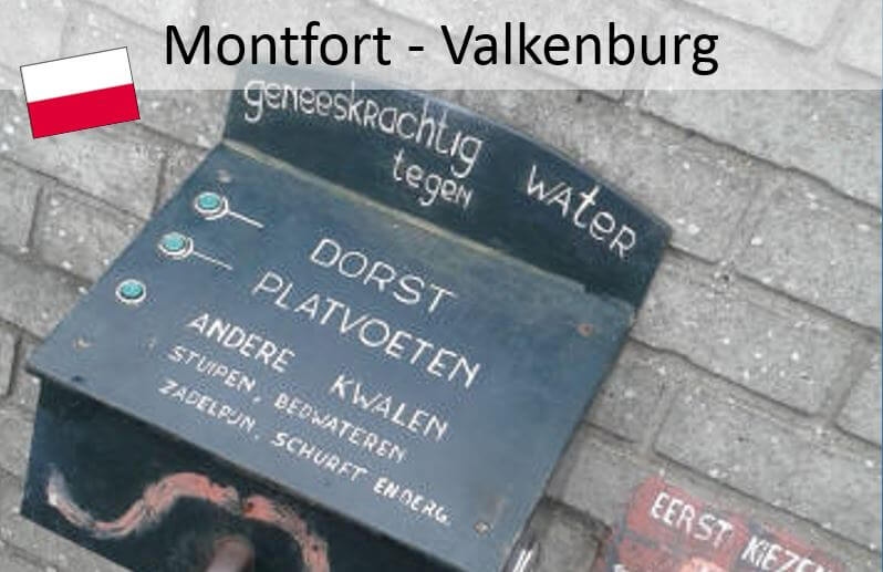 Pieterpad;  Montfort
