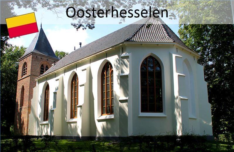 Drenthepad;  Oosterhesselen