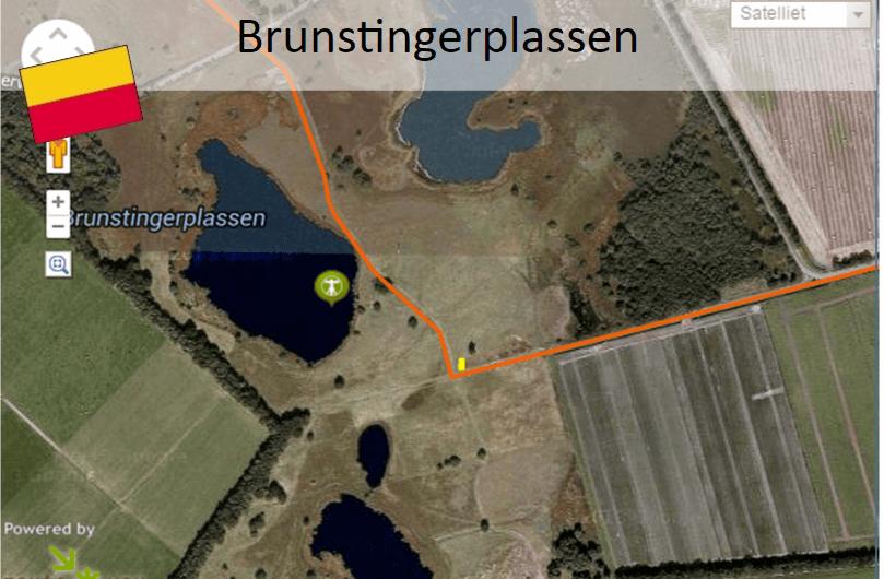 Drenthepad;  Brunstingerplassen
