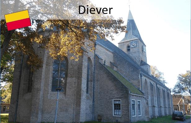 Drenthepad;  Oude Willem