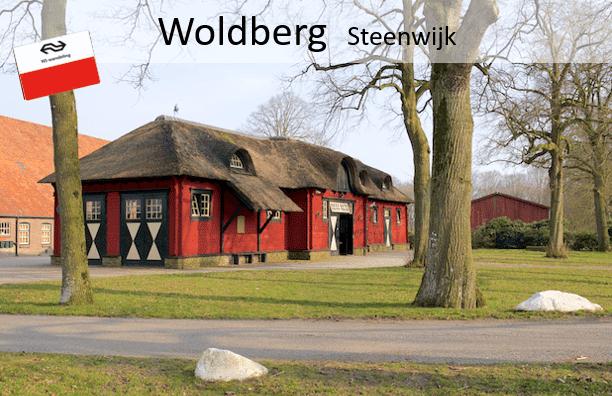 NS -wandeling; Steenwijk