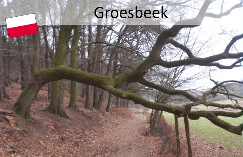 Pieterpad; Groesbeek
