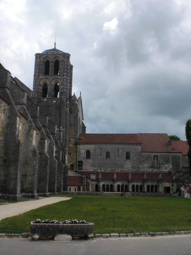 Baseliek Vézelay