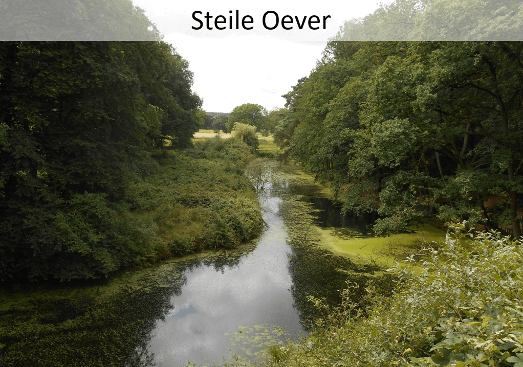 Steile Oever