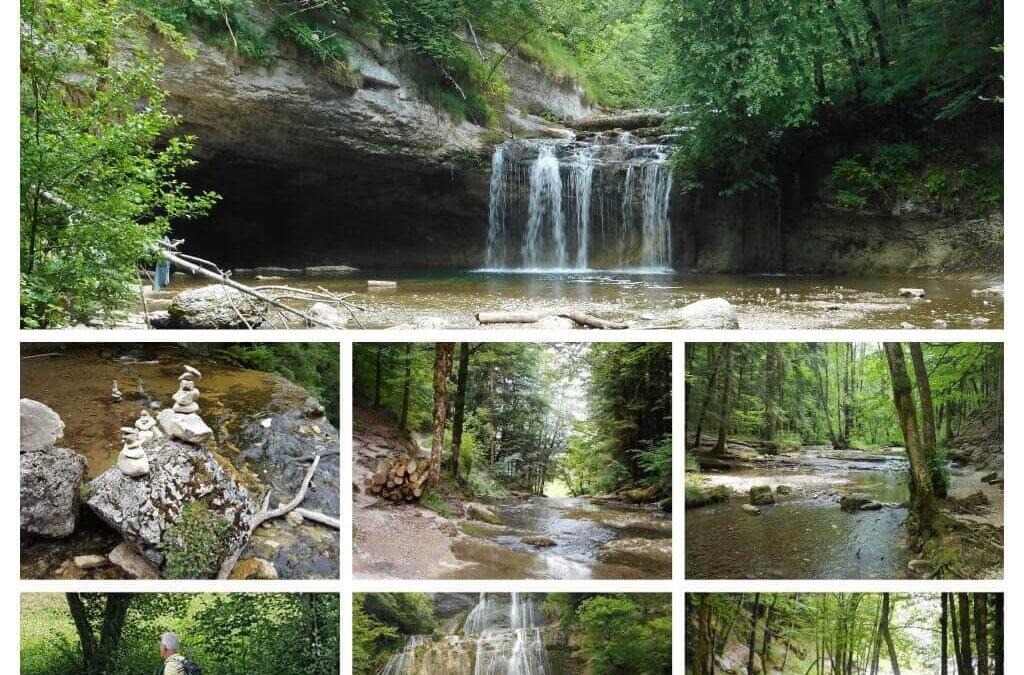 Cascades de Herrison