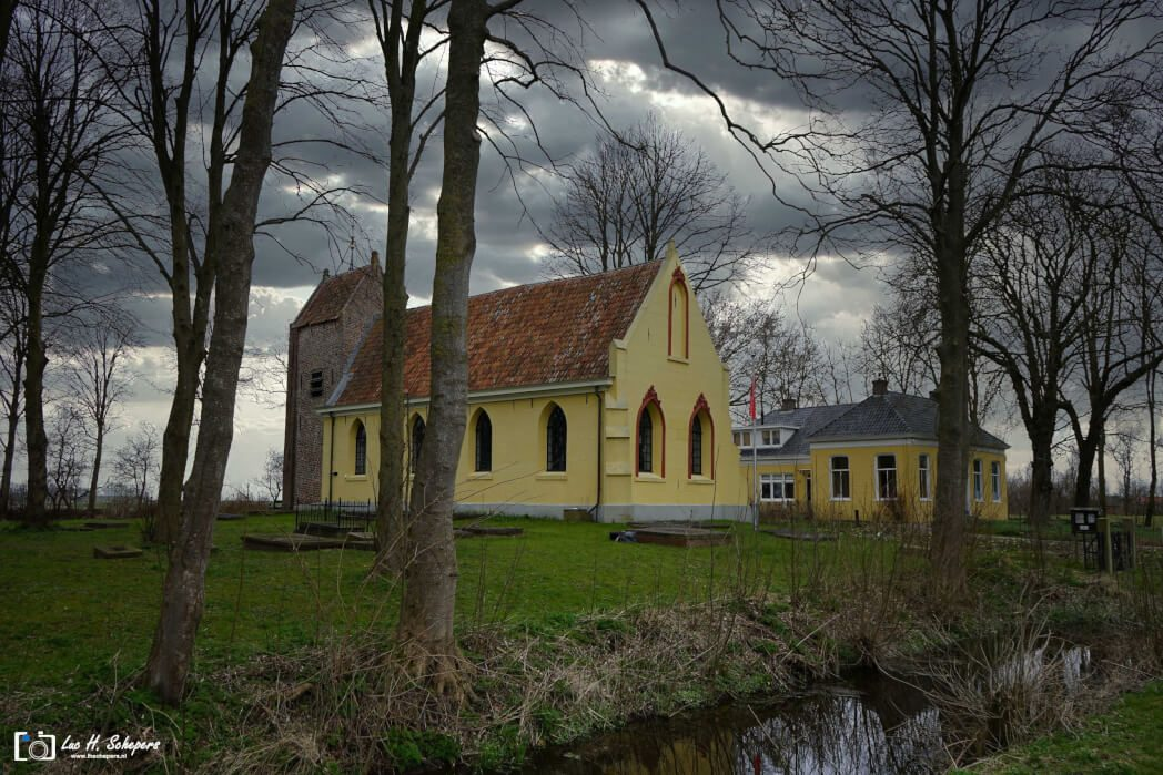 Kerk Westernieland (Gr)