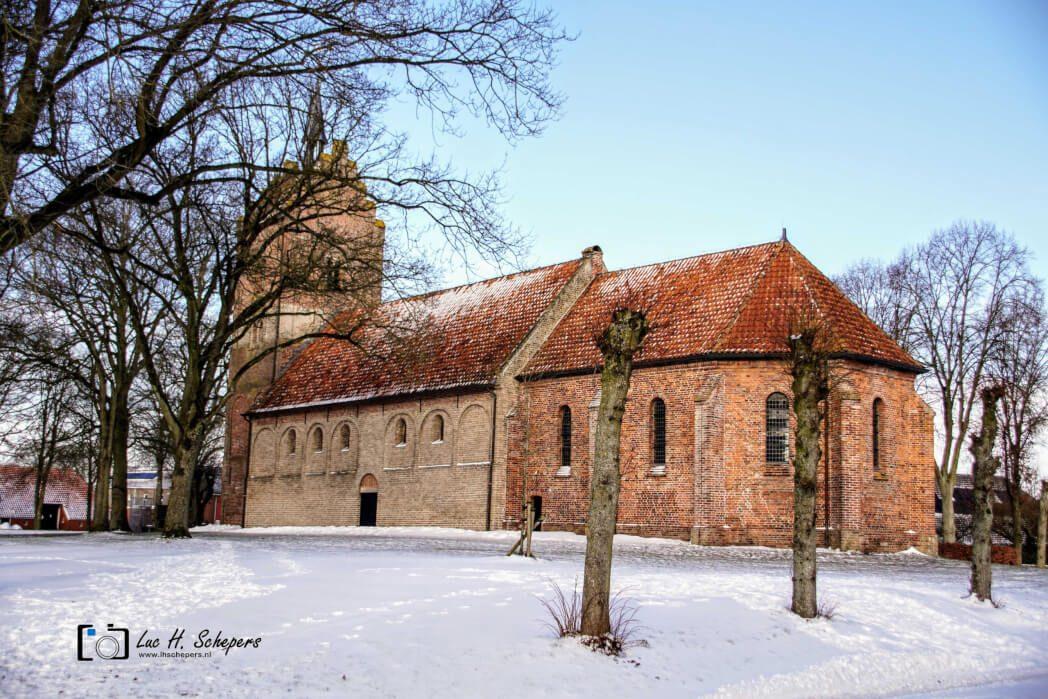 Magnus Kerk   -  Anloo